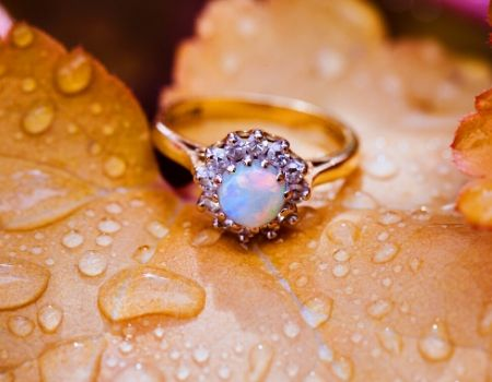 טבעות אירוסין וינטאג מאייב תכשיטים חנות תכשיטים