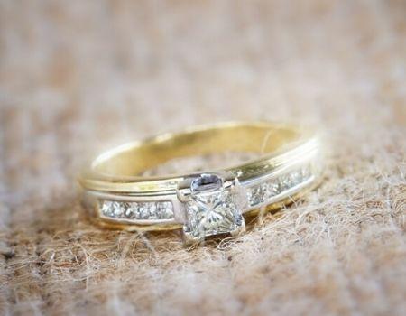 טבעות אירוסין זהב צהוב מאייב תכשיטים חנות תכשיטים