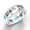 <h3>טבעות כסף לנשים. מתנת פינוק או משהו מיוחד ליום האהבה? </h3>