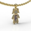 <h3>שרשרת זהב לאישה עם שם </h3>
