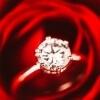 <h3>טבעת אירוסין זהב אדום</h3>