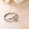<h3>טבעת אירוסין עדינה</h3>