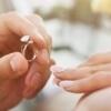 <h3>טבעת אירוסין אצבע</h3>